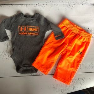 Hunting Under Armour Baby Boy